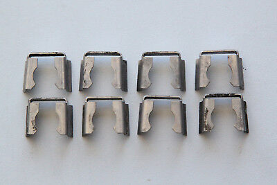 05-12 LS2 LS3 LS7 Corvette Camaro Fuel Injector Rail Clip Retainer 8 Set Used  for sale  Omaha