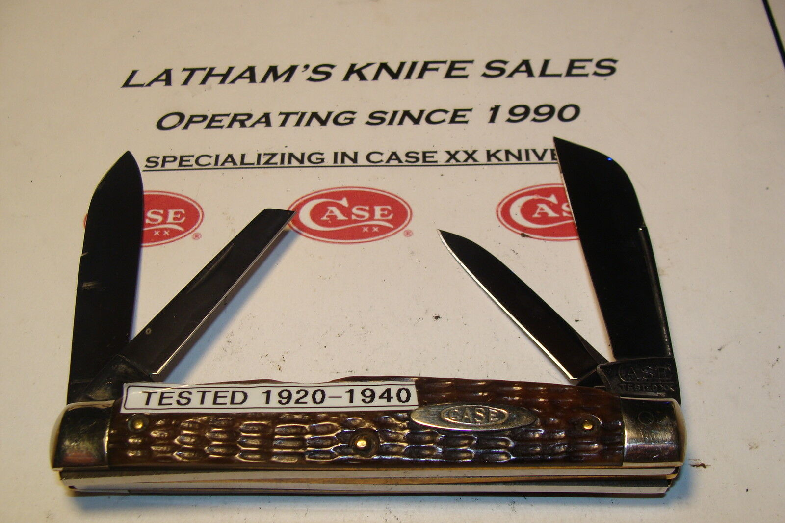 LATHAM'S KNIFE SALES