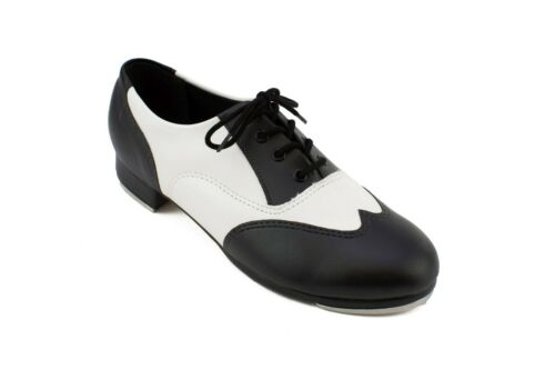 Lace Up Oxford Tap Shoe