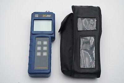 Ysi Ecosense Do 200 Do200 Handheld Water Dissolved Oxygen Meter Without Sensor