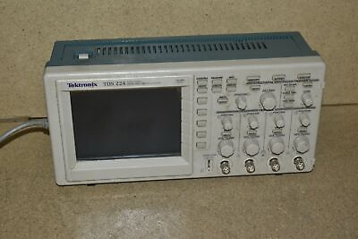 Tektronix Tds 224 Tds224 Four Channel Digital Real-time Oscilloscope Gs79