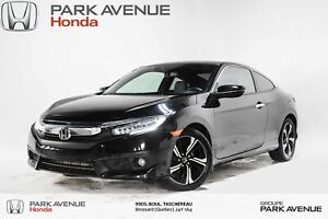 2017 Honda CIVIC  Touring *CUIR*TOIT OUVRANT*KEYLESS!*
