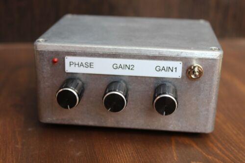 QRM Eliminator X-Phase (1-30 MHz) HF bands (SO-239 connectors)