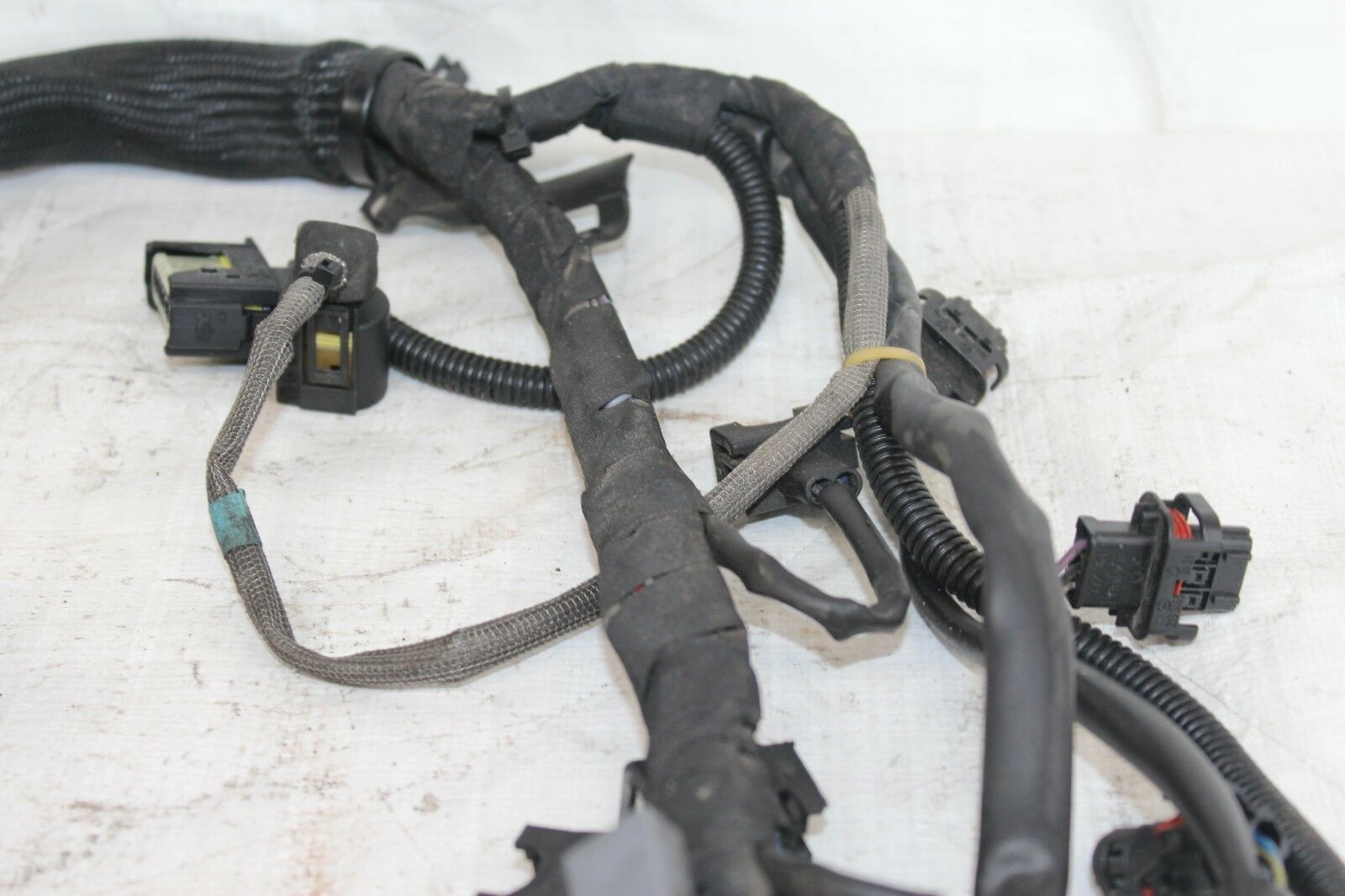 Used Chrysler Crossfire Engines And Miscellaneous Related Components Engine Wiring Harness 2007 110 Motor Wire A1705409408 A T