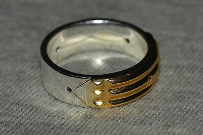 (THE ORIGINAL) Atlantis Ring Anillo Atlante Bioenergetic 7 Metal Talisman Amulet