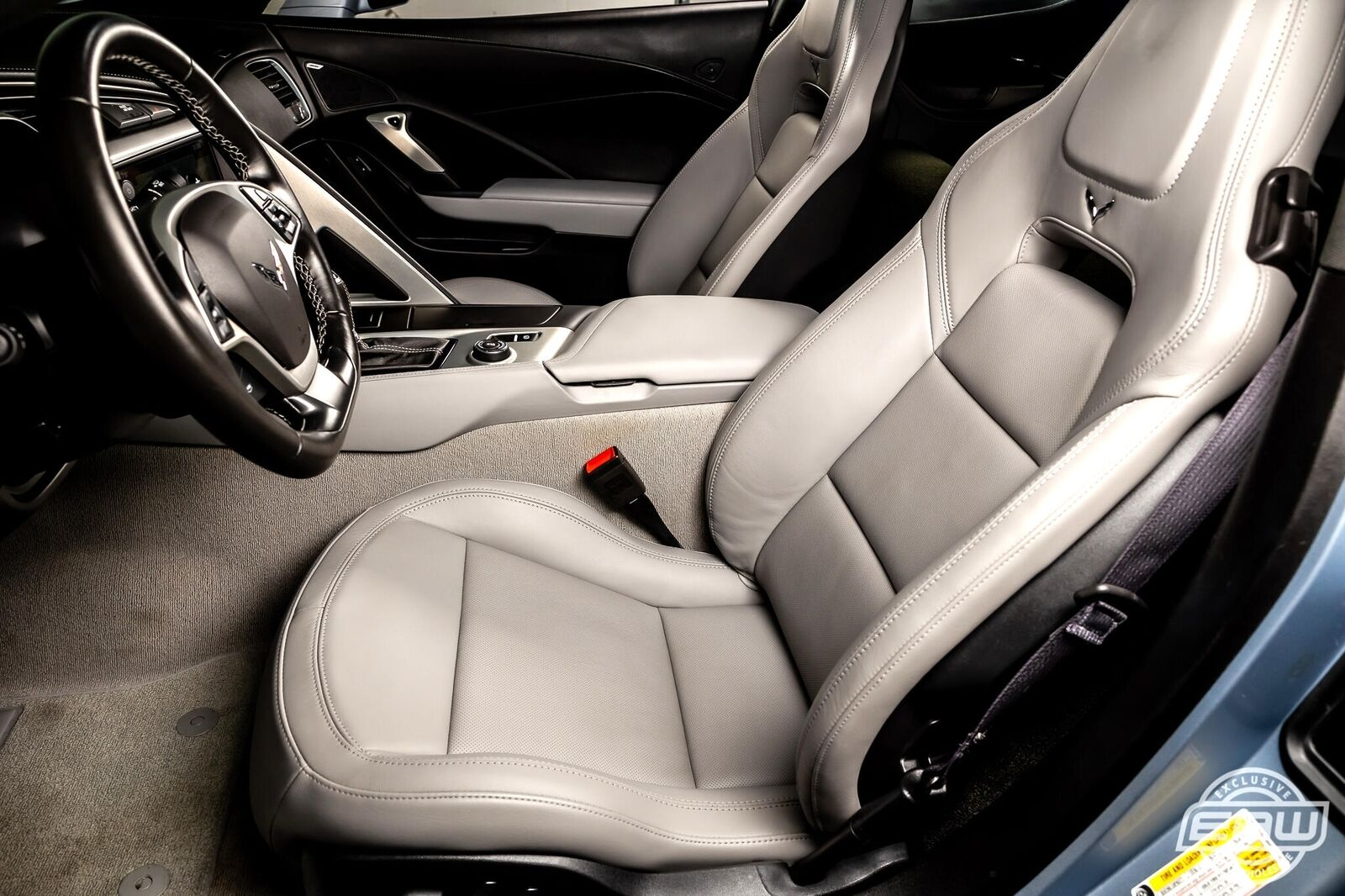2017 Silver Chevrolet Corvette Grand Sport 2LT | C7 Corvette Photo 5