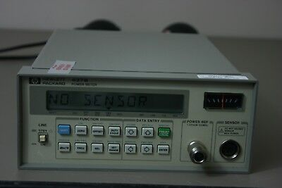 Hp 437b Power Meter Fully Tested 30 Day Warranty