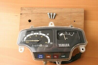 1983 Yamaha CV80 Riva Speedometer Assembly 13T-83510-A0-00 P1017, used for sale  Spokane