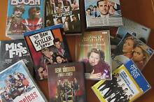 60+ DVDs including films & tv series $5 & $3 (as listed) Greystanes Parramatta Area Preview