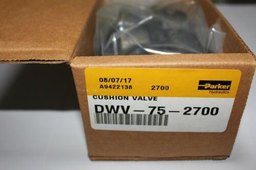 DWV-75-2700 -   DWV Crossover Relief Valve
