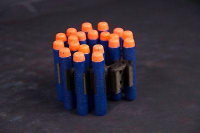 3D Printed – 20 Round Dart Holder for Nerf Gun Blaster