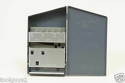 Huot Metric Tap And Drill Dispenser Index Organizer 12675
