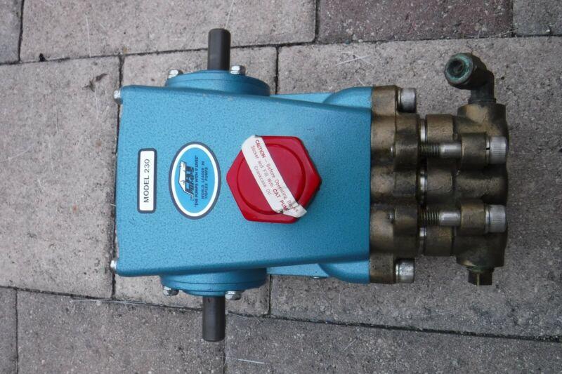cat pressure washer pump 231