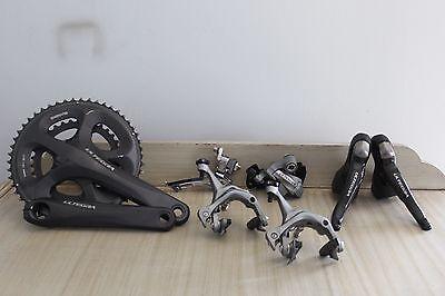 Shimano Ultegra Shifters Derailleur Crankset Brakeset 2 x 10 175mm Groupset 6700
