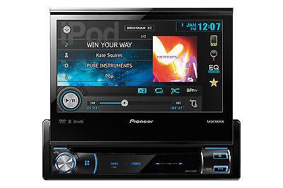 Pioneer AVH-X7500BT  DVD Bluetooth AppRadio Mode Autoradio DIVX Mixtrax TOP (Dvd Player Auto Pioneer)