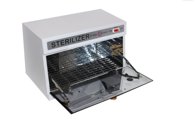 OMWAH Professional UV Tabletop Cabinet Sterilizer Beauty Spa ...