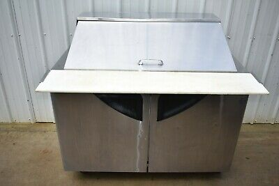 Turbo Air Tst-48sd-18 48 Refrigerated Prep Table
