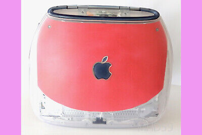 Apple iBook Clamshell G3 PINK  366 S.E. SPECIAL EDITION Mac OS 9  ⭐️⭐️⭐️⭐️⭐️