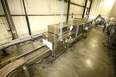 Poly Pack High Speed Continuous Motion Total Closure Shrink Wrapper