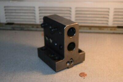 W2448 Tool Holder Block For Nakamura Tome Cnc Lathe Turning Center 1 Holes
