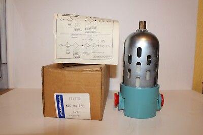 New Wilkerson Filter M26-04-fs0 14 Coalescing