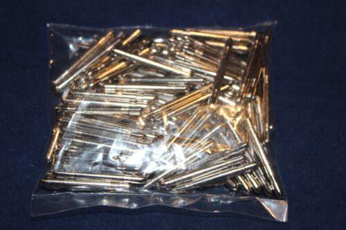 OC-18 Steel O Gauge Track Pins for Lionel Trains Tubular Track - 100 Pieces