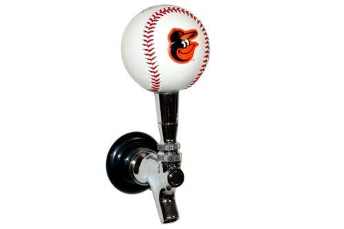 Baltimore Orioles Licensed Baseball Beer Tap Handle