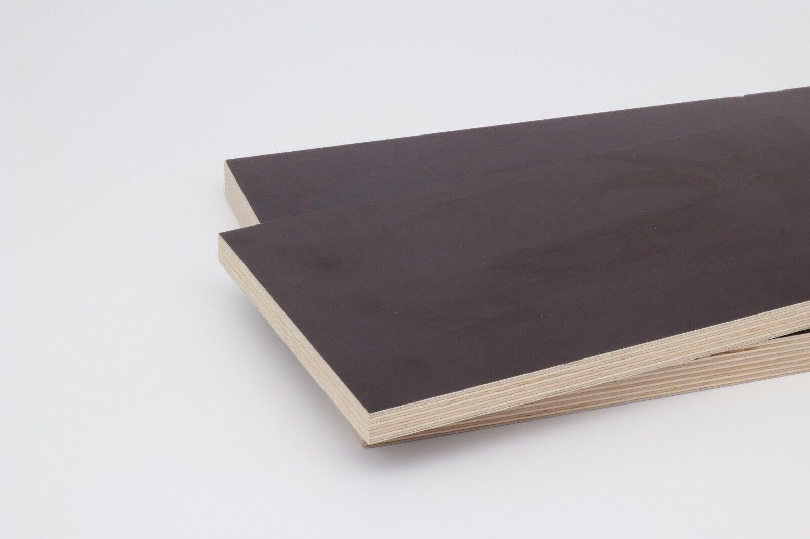 40x50 cm Siebdruckplatte 27mm Zuschnitt Multiplex Birke Holz Bodenplatte