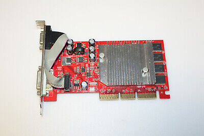 carte graphique  AGP FX5200 / 128Mb TESTED
