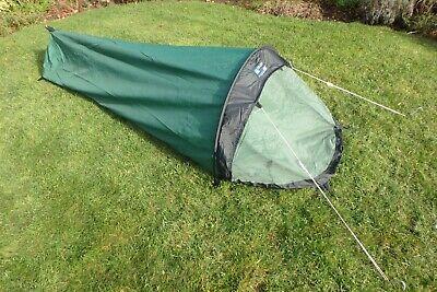 Terra Nova Jupiter Goretex Hooped Bivi / Bivvy Bag Gore Tex Tent