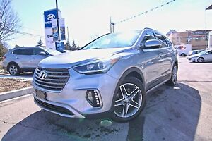 2017 Hyundai Santa Fe XL LIMITED - NAVIGATION, LEATHER, PANORAMI