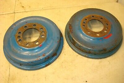 1954 Ford 860 Tractor Brake Drums 600 800