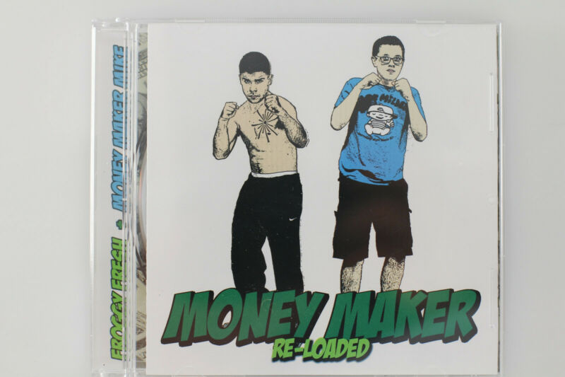 Froggy Fresh - Money Maker Reloaded CD NEW