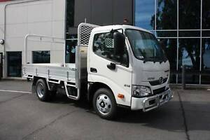 HINO TRUCK - 616 IFS TRADEACE - BUILT TO GO Eagle Farm Brisbane North East Preview