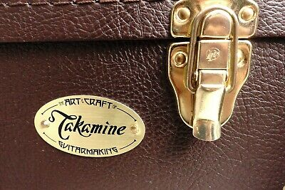 Takamine TKL Acoustic Guitar Case