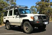 2012 Toyota Landcruiser Workmate Manual 4x4 MY10 Melbourne Region Preview