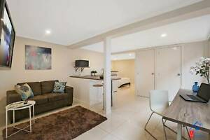 Newly renovated, Fully furnished one bedroom flat