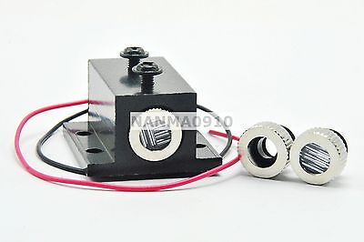 Adjusted 5mw 650nm Red Diode Lasers W Dot Line Cross Lens Heatsink Driver