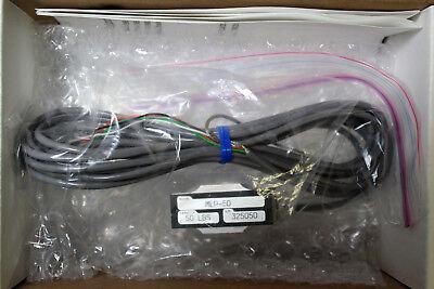 Transducer Techniques Mlp-50 Load Cell Forcetorque Sensor 50 Lb Capacity New