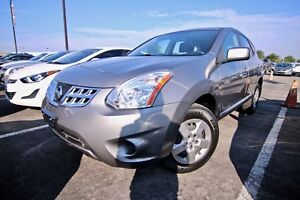 2012 Nissan Rogue Rogue, Automatic, Bluetooth, Power windows and