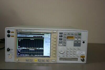Hp Keysight E4406a Vector Signal Analyzer Excellent Display 30 Day Warranty