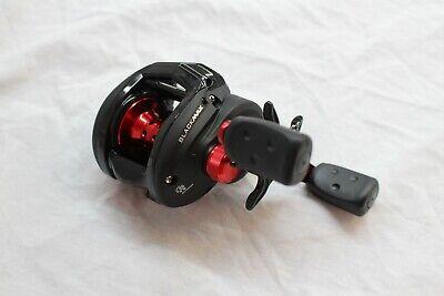 ABU GARCIA BLACK MAX BAITCASTING REEL 6:4:1 BMAX3 Right Hand Reel, usado segunda mano  Embacar hacia Argentina