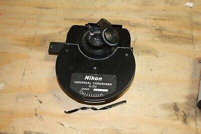 Nikon Eclipse C-cu Condenser