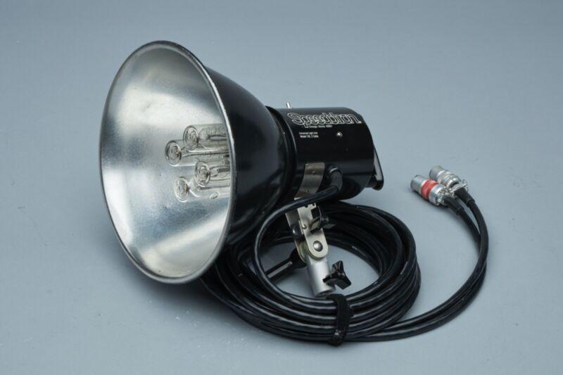 Speedotron Model 105 Quad-Tube Flash Head - Double Cable