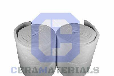 Ceramic Fiber Insulation Blanket Wool High 2300f Thermal Ceramics 1x 48 X 25
