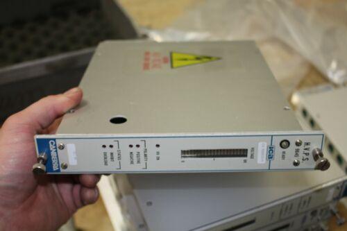 Canberra 9645 High Voltage Power Supply Module H.V.P.S. NIM BIN