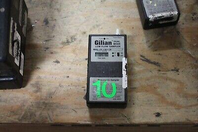 Gilian Personal Low Flow Air Sampler Lfs-113dc