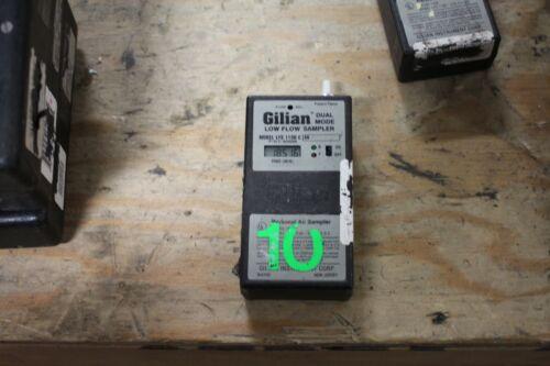 Gilian Personal Low Flow Air Sampler, LFS-113DC