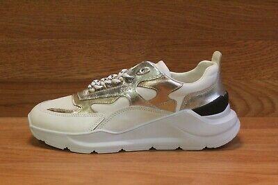 Novushoes D.A.T.E FUGA LAMINATED Women's Athletic Shoes Sz 8 (J-408)