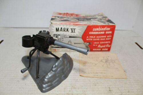 Vintage Mark IV Combination 651 Command Cap Cannon Boxed